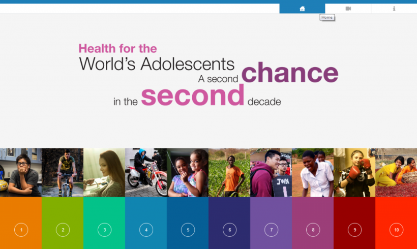 What Are The Biggest Health Challenges Facing Youth? WHO Releases Fact-Sheet