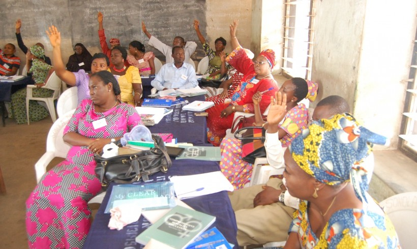 Image result for Ogun teachers trained