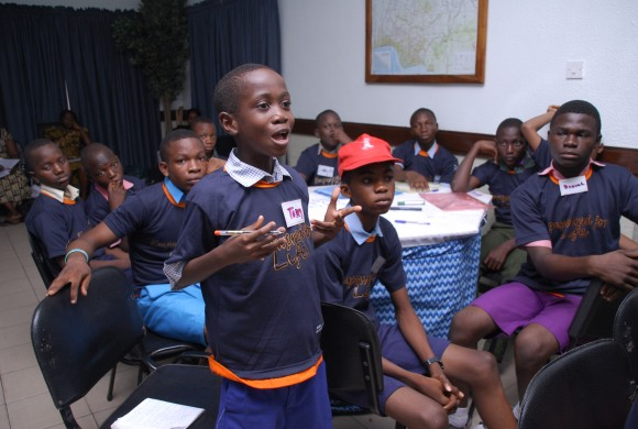 Empowered For Life: Young People Trained To Be Peer Educators