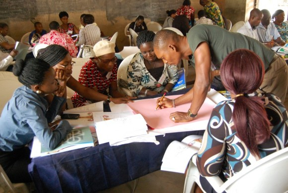 FLHE Career Subject Teachers Trained in Ogun State