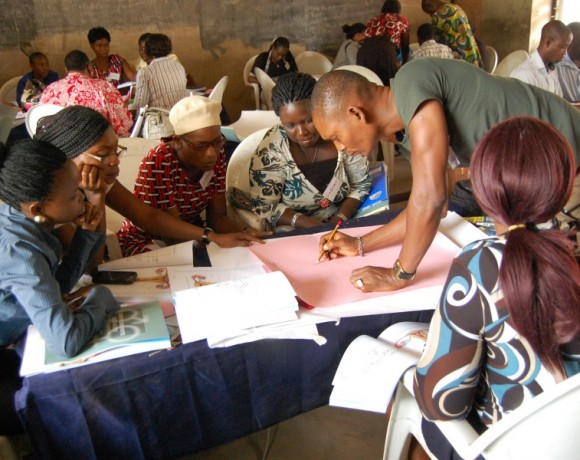 FLHE Career Subject Teachers Trained in Ogun State