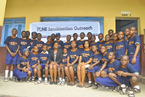 8,000 Students Participate In FLHE Sensitization Outreach