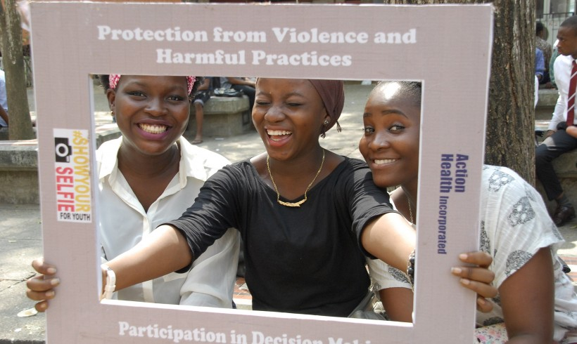 2015 International Youth Day: Ways Young People Can Make Impact