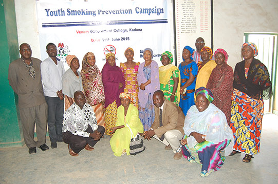 Youth Smoking Prevention Campaign