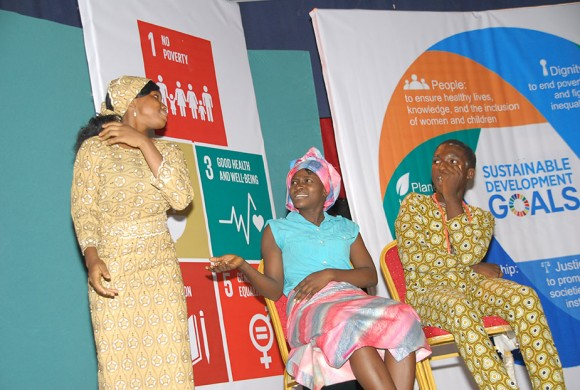 TFL 2015: Securing Our Future: Youth and the Post-2015 SDGs
