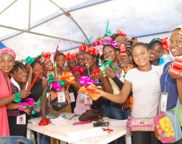 Empowering Out-of-School Adolescent Girls in Skill Acquisition