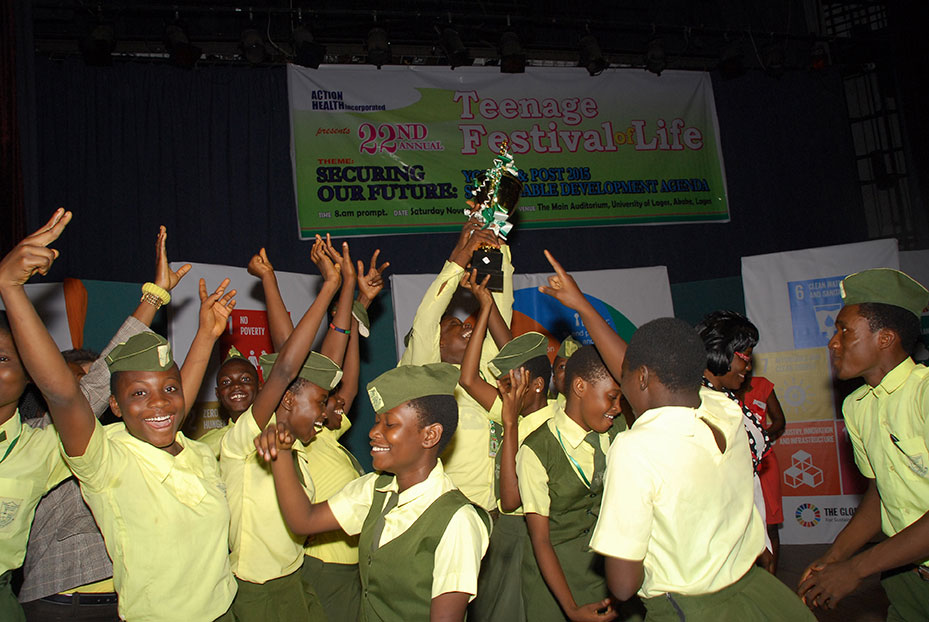 Teenage Festival of Life 2015