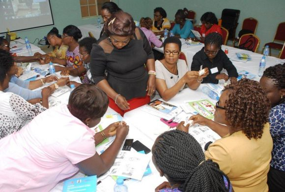 AHI Holds Training of Trainers Workshop for Sayana Press Project in Uyo