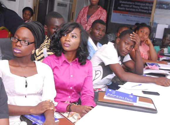 AHI Organizes Stakeholders Meeting on Youth Friendly Health Services Provision