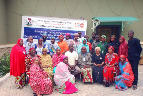 60 Healthcare Providers Trained on GBV Management in Adamawa and Borno State
