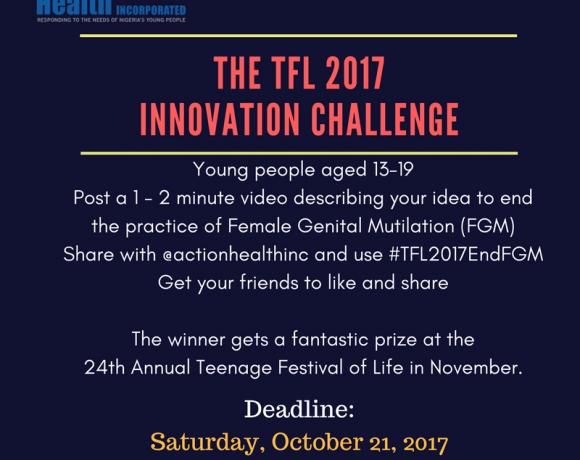 TFL 2017 Innovative Challenge