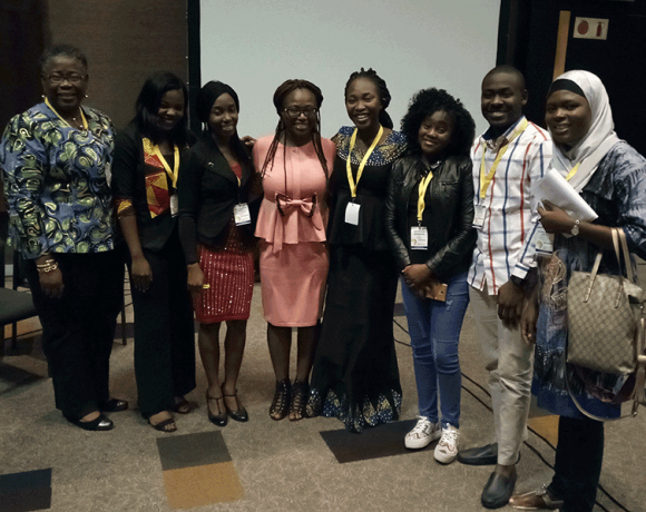 AHI Staff Participate in 2018 Africa Conference on Sexual Health and Rights in Johannesburg