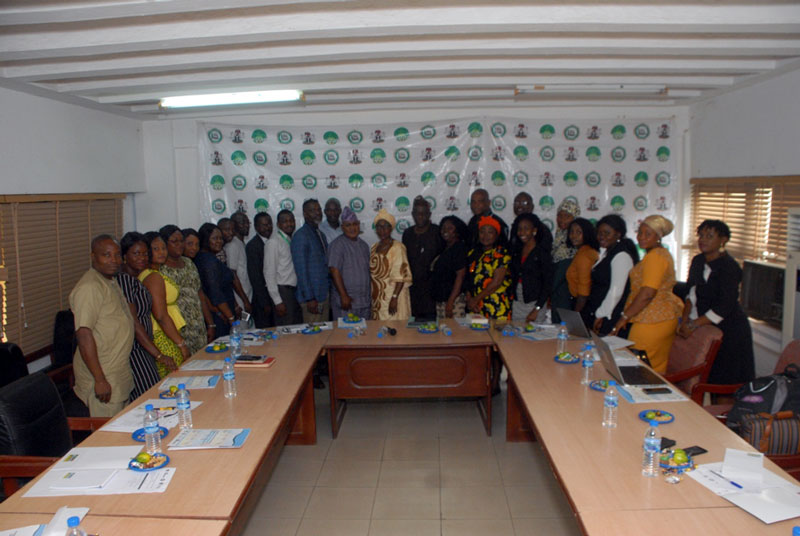 Report of the Dissemination/ Joint Briefing Session with the Ogun State Home Grown School Feeding Team