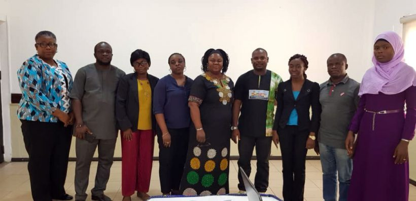 2018 Review and 2019 Planning Meeting on Ogun State Home Grown School Feeding Programme – January, 2019