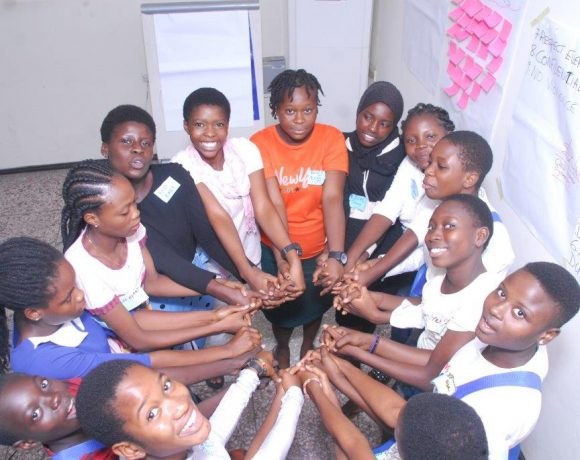 AHI Trains 60 Girls Leaders on Advocacy in Lagos State