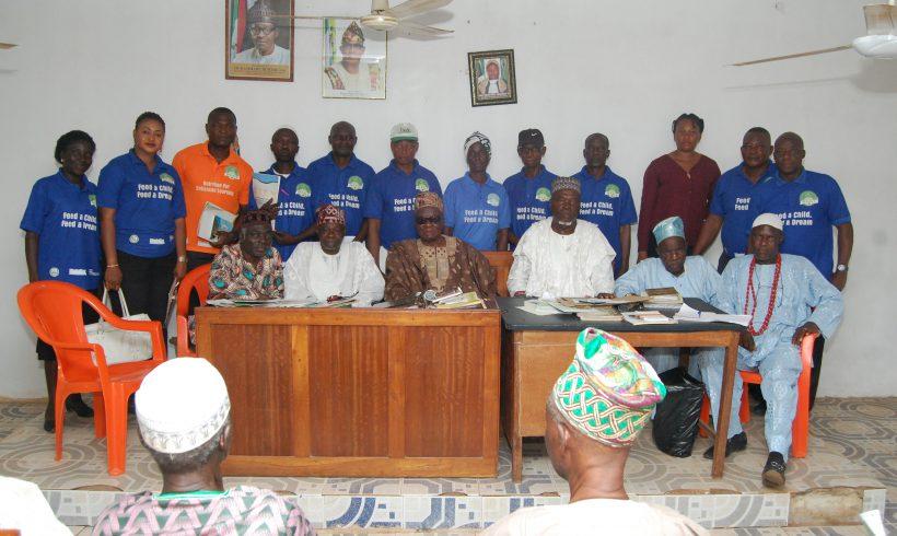 Community Watch Group Meeting Held at Ifo, Sagamu, Ado Odo Ota and Ijebu Ode LGAs, Ogun State – February 2019