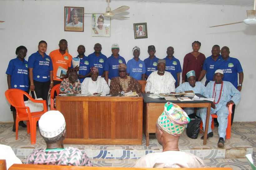 Community Watch Group Meeting Held at Ifo, Sagamu, Ado Odo Ota and Ijebu Ode LGAs, Ogun State – February 2019