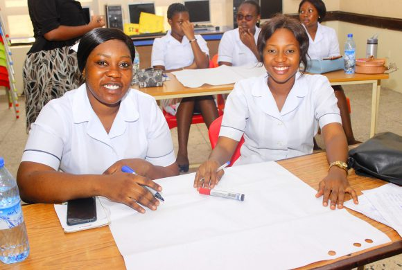 AHI Trains Mental Health Nurses on AYFHS Provision