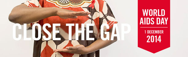 """Close The Gap"" – World AIDS Day Celebration"