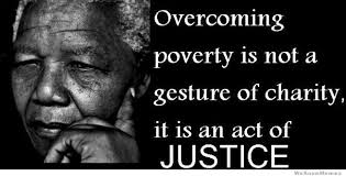 Nelson Mandela Day: A Call To Action To End Poverty, Illiteracy And Food Scarcity