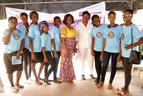 Young People Advocate for Youth Friendly Healthcare Service Provision