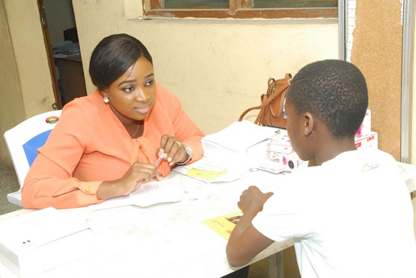 Free sexual and reproductive health Services for Young People in Lagos State
