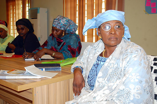 Orientation Training for Social Workers on GBV and PSEA In Adamawa State