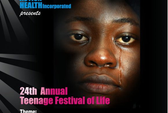 Teenage Festival of Life 2017: FGM Free Generation