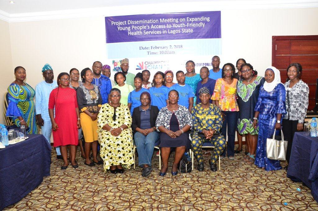 Expanding Young People's Access to Youth Friendly Health Services in Lagos State