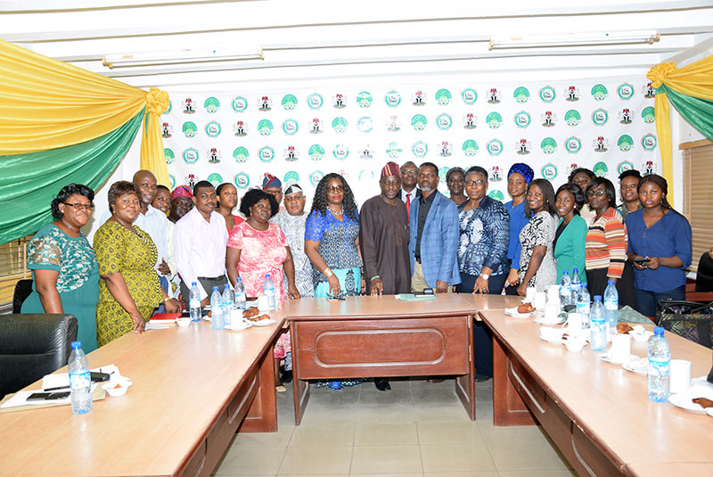 Ogun State Home Grown School Feeding Programme Inception Meeting with Ogun State Support Group
