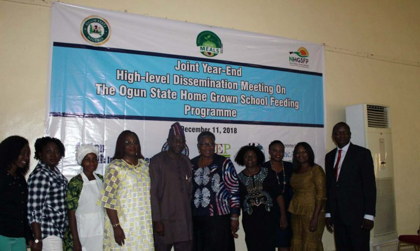 Year-End High Level Dissemination Meeting – December 2018