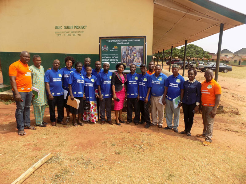 Community Watch Group Meeting Held at Ifo, Sagamu, Ado Odo Ota and Ijebu Ode LGAs, Ogun State – January, 2019