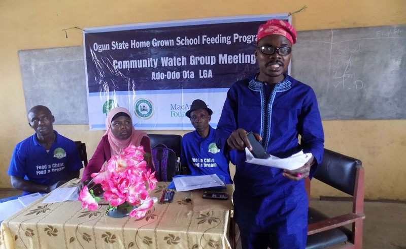 CWG Meeting in Ado-Odo Ota LGA