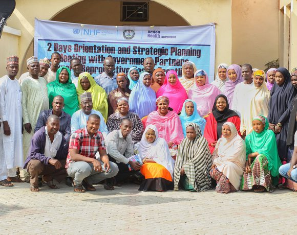 AHI Equips Sexual and Reproductive Health Frontliners in Borno State