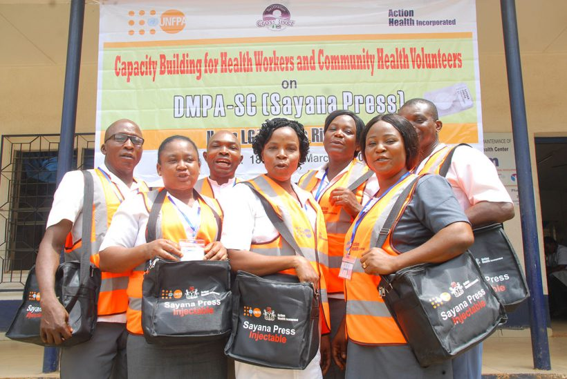 Expanding Voluntary Access to Modern Contraceptives in Cross River and Imo States
